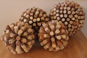 Cork ball example