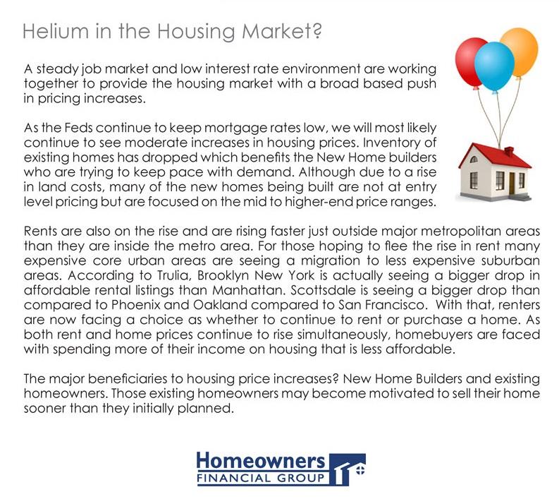 HFG Weekly Mortgage Update 6-10